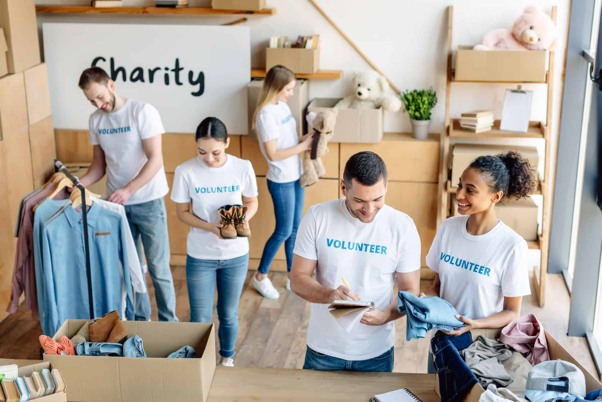 How To Increase Your Volunteer Support